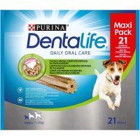 Purina Dentalife. 🧡 mejor snack dental perros 2021